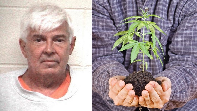 SC Man Could Spend Years in Prison for Growing Pot to Help Sick Wife
