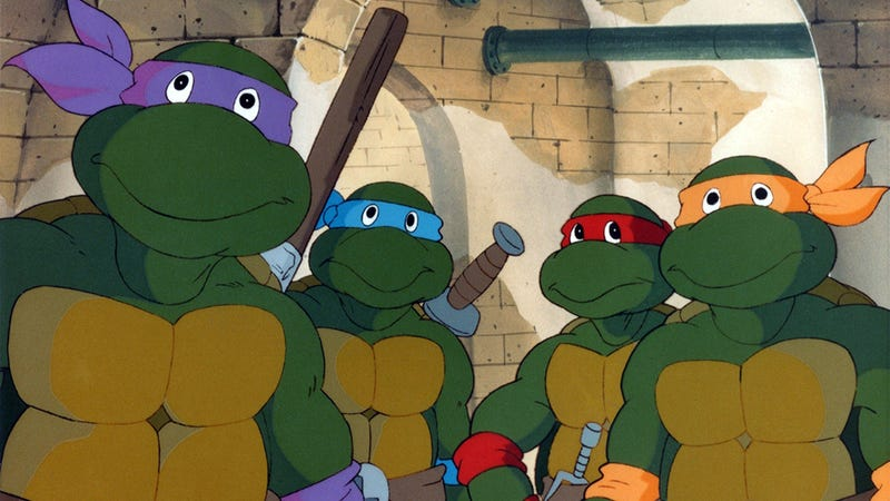 Fuck, Marry, Kill: Teenage Mutant Ninja Turtles