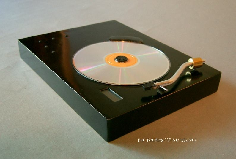 CD Turntables Are Possibly the Product of the (Last) Century