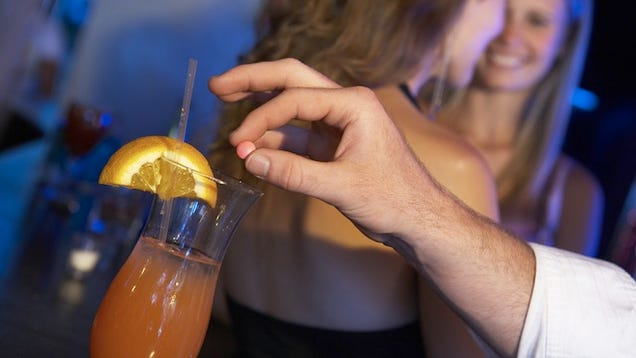 This Drug-Detecting Straw Might Prevent Date Rapes