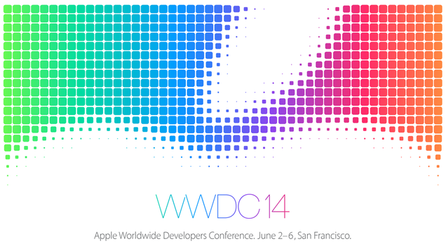 Apple's WWDC Will Kick Off June 2 in San Francisco