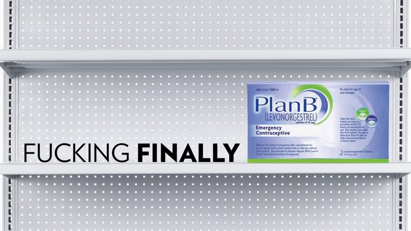 Making It Legal: The Morning-After Pill Is Really, Truly Available for All Ages