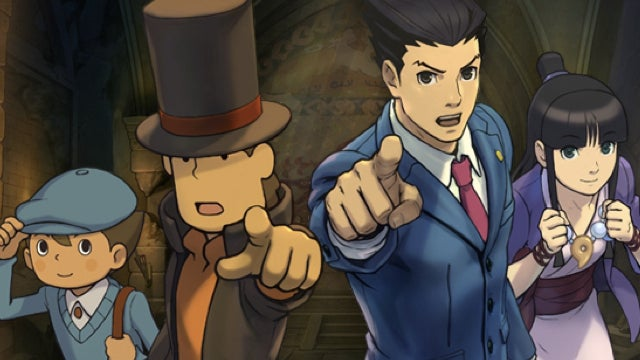 Professor Layton VS Ace Attorney Plays Like Two Different Games