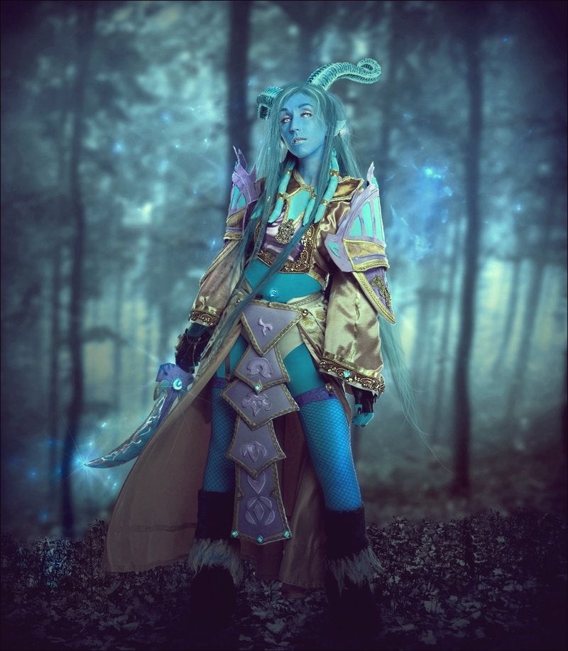 This Cosplay Will Curbstomp Your Face In