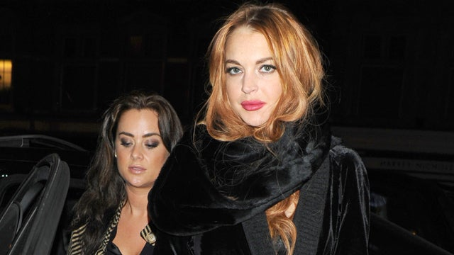 Lindsay Lohan Is Too Sick to Appear in Court Tomorrow, But Not Too Sick to Go Shoppaaaaang