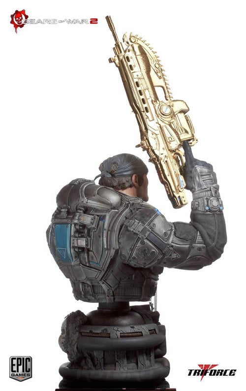 Take Home 32 Inches Of Marcus Fenix