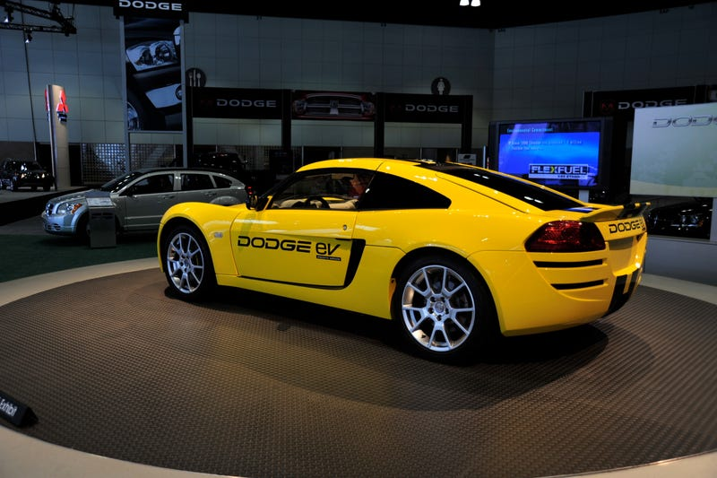 Dodge EV: 360 Degrees