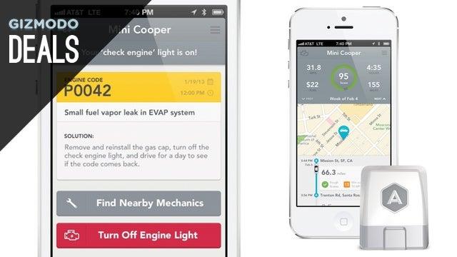 Bluetooth Driving Assistant, $50 off Most Tablets, Car Tires [Deals]