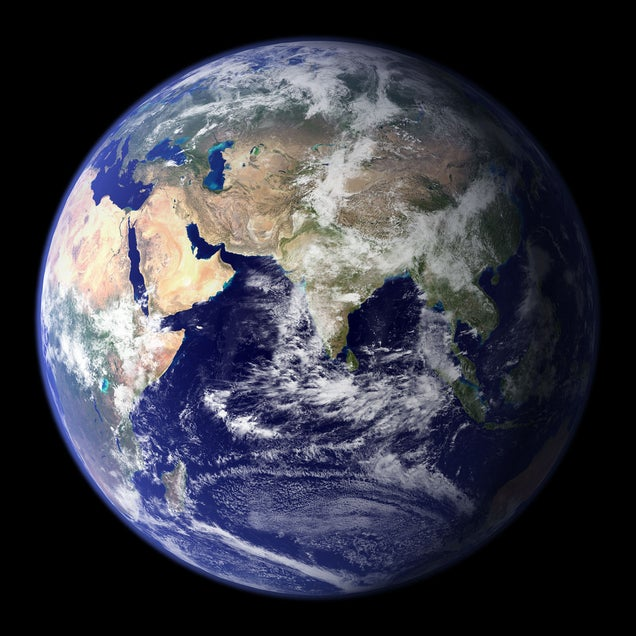 Most Detailed Image Of Our Planet Ever, Now Brought To Life As An Animation