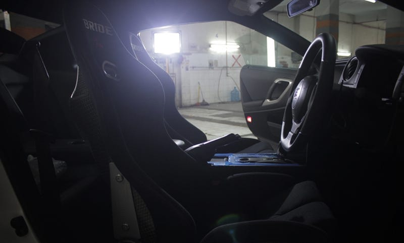 Quickride: 2014 Mine's GT-R R35