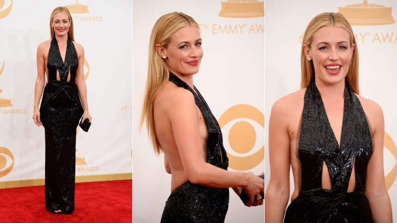 The Good, the Bad and the Truly Hideous of the Emmys Red Carpet