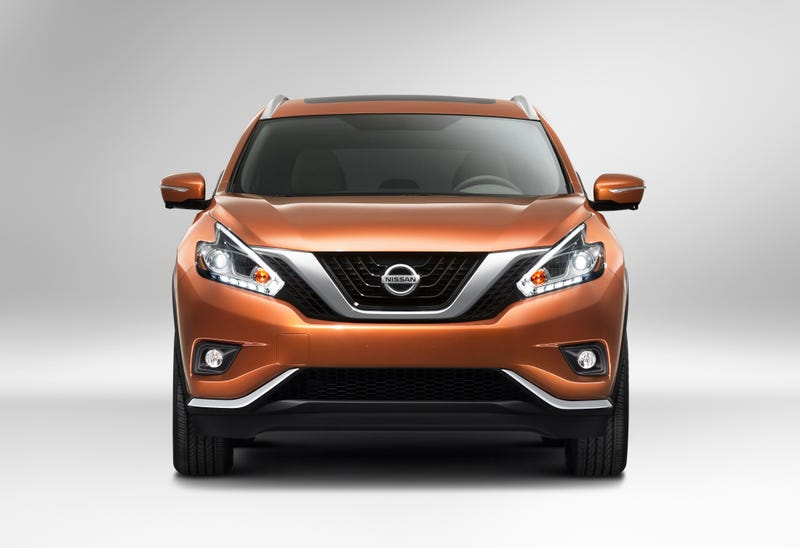 2015 Nissan Murano: This Is It