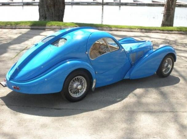 For $208,583, imitation is the sincerest form of Bugatti