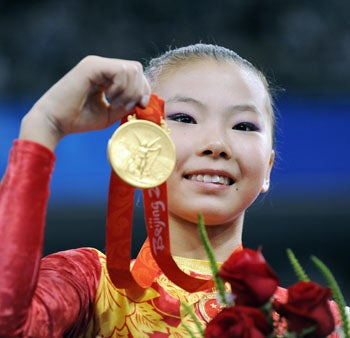 Chinese Continue To Deny Allegations Of Age-Fudging In Women's Gymnastics