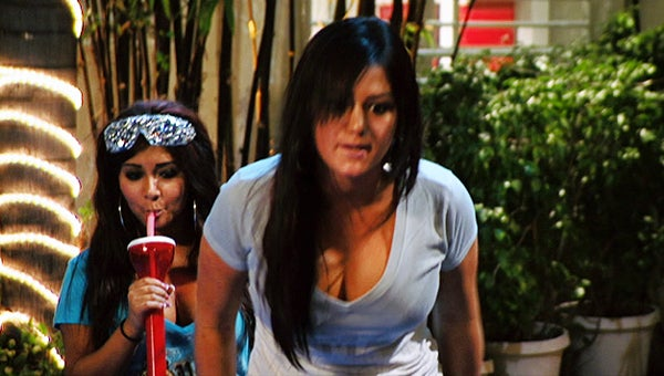 Jersey Shore: Making Up and Breaking Up