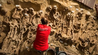 200 Skeletons Have Been Discovered Beneath A Supermarket In Paris