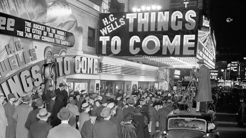 Weird Facts You Never Knew About H.G. Wells' Movie, Things to Come