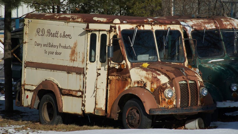 What commercial vehicle would you buy for fun?