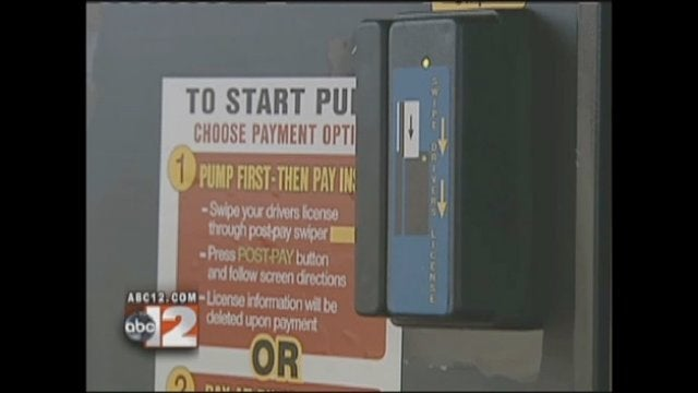 Want to Pay After You Pump? Just Swipe Your ID