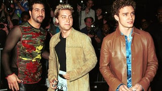 So Rude: Justin Timberlake Skips Lance Bass's Wedding