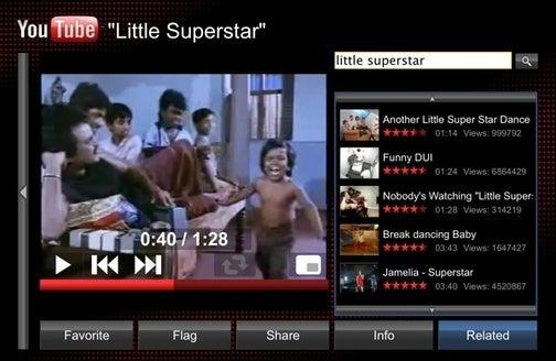 YouTube XL Optimizes YouTube For TVs, Touchscreens