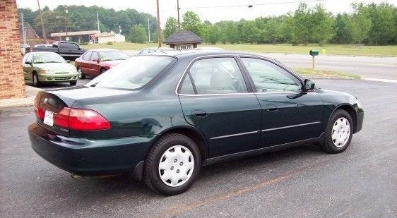 Oppo Confession: 1999 Honda Accord