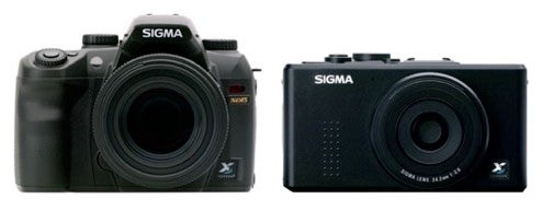 Sigma's New SD15 DSLR and DP2 Compact Cameras Hit, Improved Imaging Engines Aboard