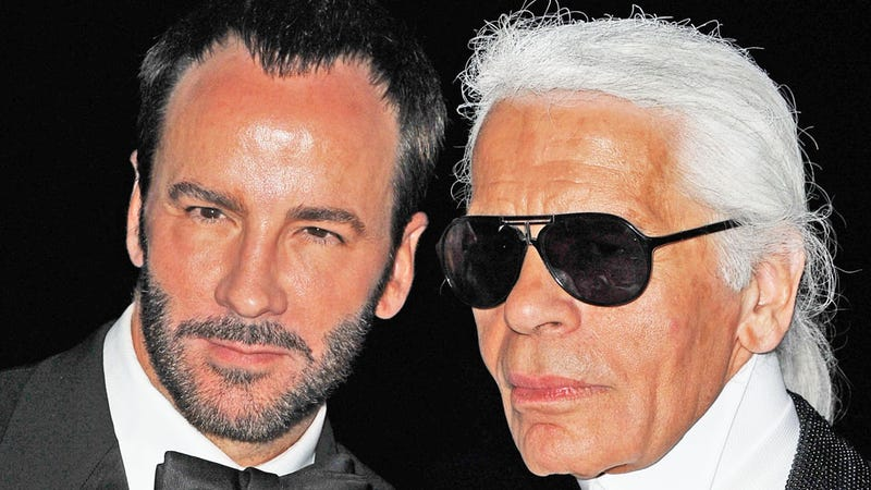 Tom Ford: 'A Man Should Never Wear Shorts'