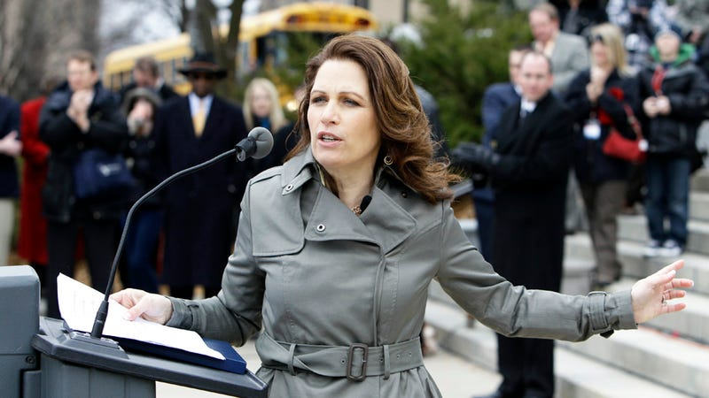Michele Bachmann Has Priced Her Presidential Run