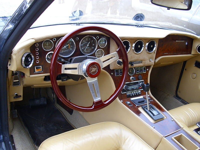 """Cars you may never have heard of - the """"Monica"""""""