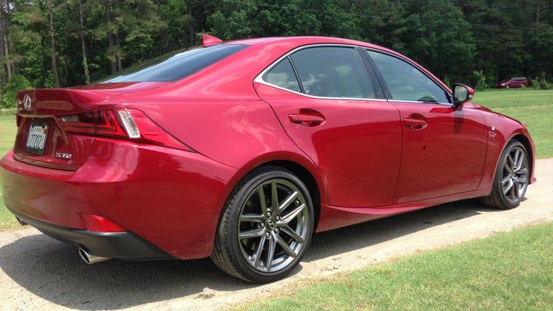 2014 Lexus IS: The Jalopnik Review