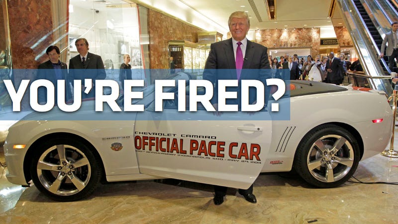 Why Donald Trump should still pace the Indy 500