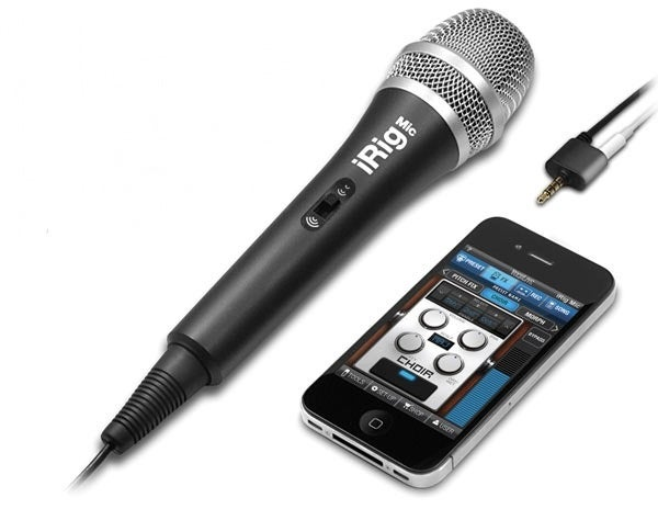The First Full-Sized Microphone Arrives for the iPad and iPhone