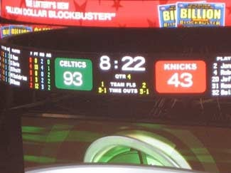 Fun With Knicks' Math
