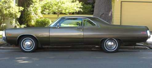 1971 Chrysler Newport Royal, With DOTS of the Week Poll