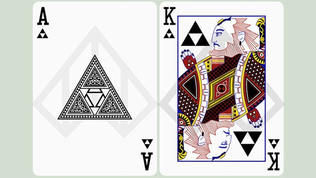 These Zelda Cards Are the Queens of My Heart
