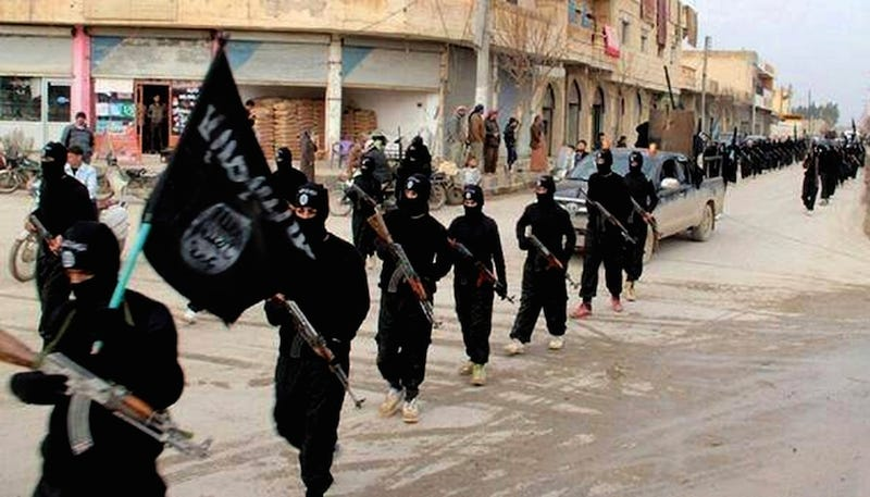 NYPD Terror Chief: New Yorkers Are Fighting Alongside ISIS in Iraq