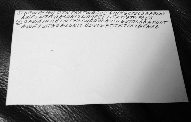 Dying grandmother's mystery code cracked by the internet after 20 years