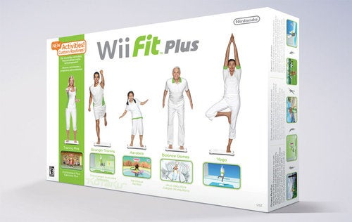Wii Fit Plus Will Be Out On October 4