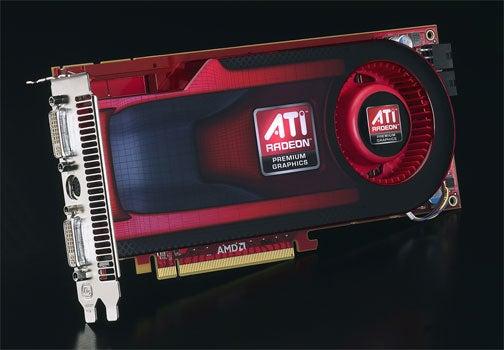AMD Breaks 1 GHz Video Card Speed Barrier, Pleases AMD