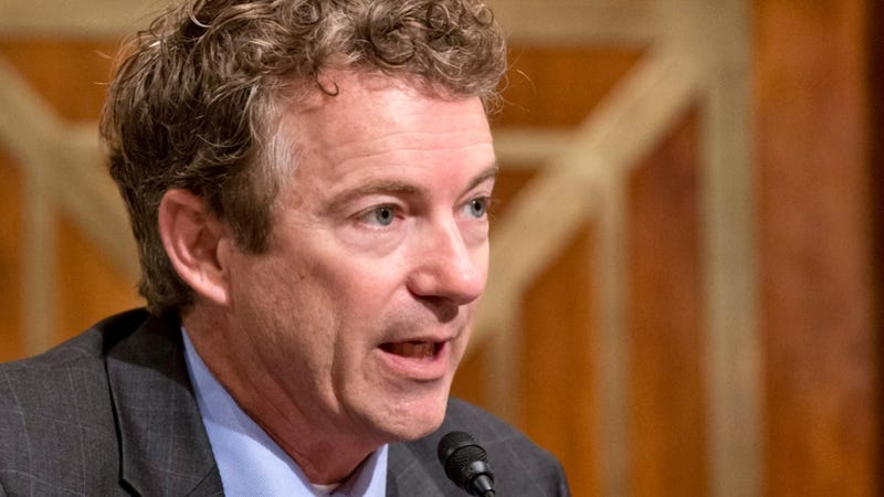 Rand Paul Basically Admits That the GOP Was Waging a War on Women