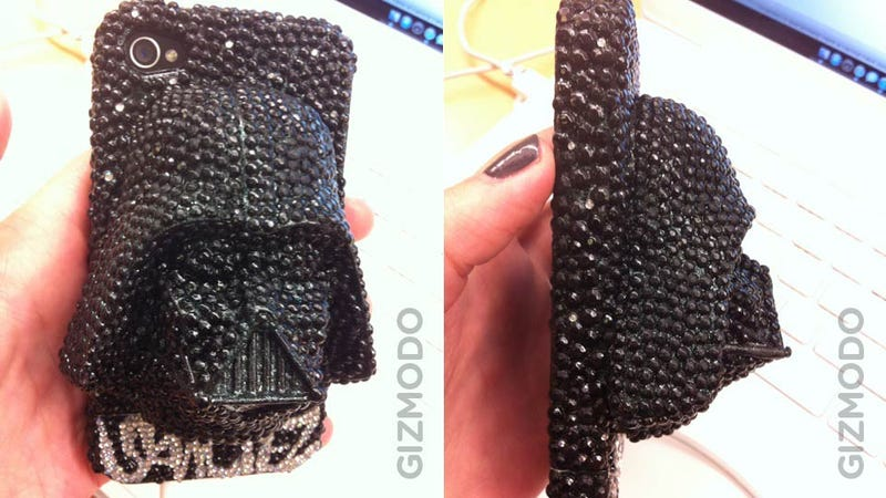 Darth Vader iPhone Case Sets New Dark Force Tackiness Record