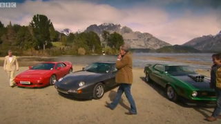 <i>Top Gear</i> Patagonia Christmas Special: Video Open Thread