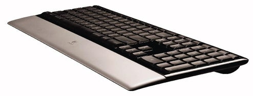 Logitech Brings Anorexic Wireless DiNovo Keyboard To Macs For $99