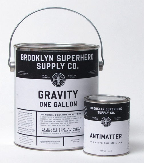 Boost Your Crime-Fighting Abilities with Superpowers in a Can