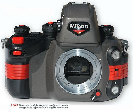 The Secret Behind the Mysterious Digital Nikonos Camera