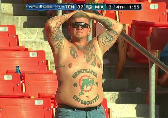 Why Your Team Sucks 2013: Miami Dolphins