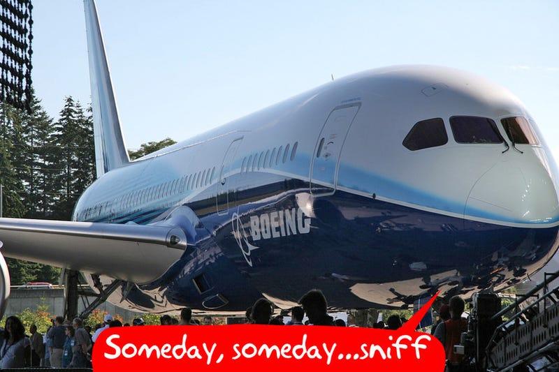 Boeing's 787 Dreamliner Delayed Again