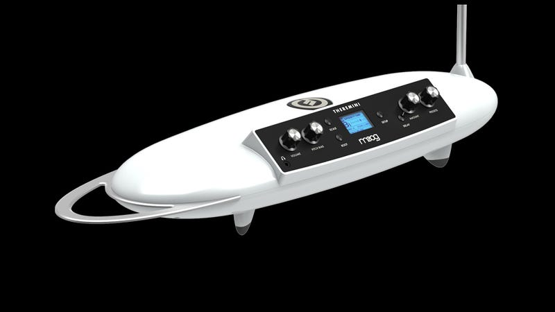 Moog's Theremini Makes It Impossible to Play the Wrong Note