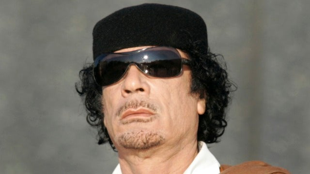 Sex With Muammar Gaddafi Caused Internal Injuries, Says Aide